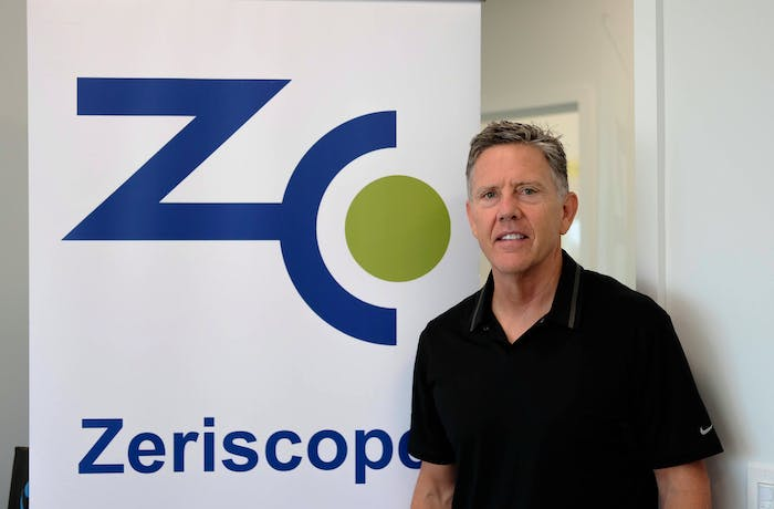 Bill Harley, Co-founder & CEO, Zeriscope