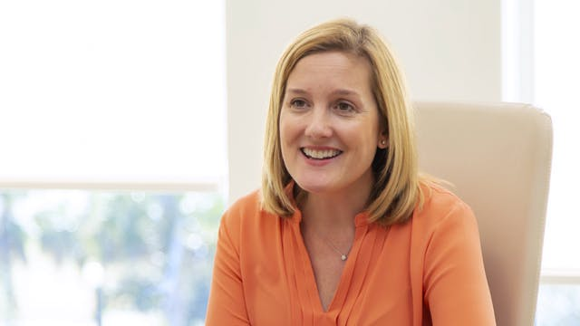 Annmarie Fini, SVP of Platform Strategy at Benefitfocus