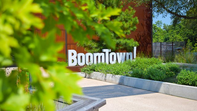 BoomTown HQ, Charleston, SC